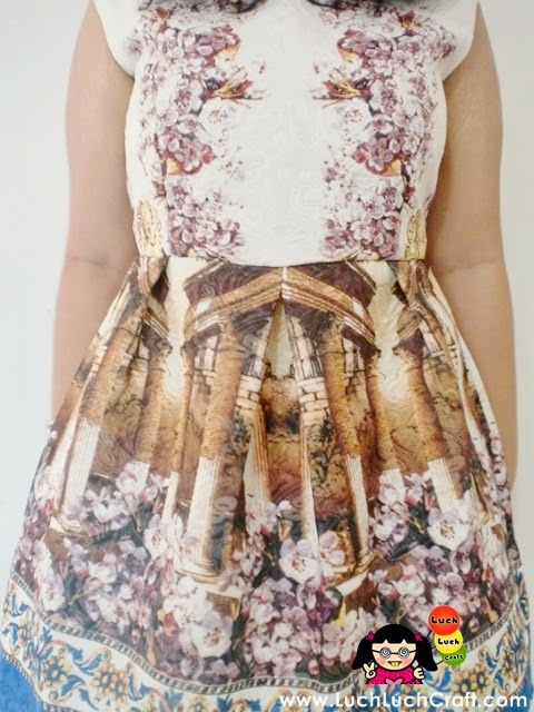 sheinside beautiful dress