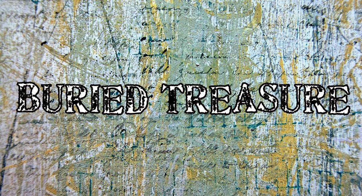 """Buried Treasure"" Blog Hop"