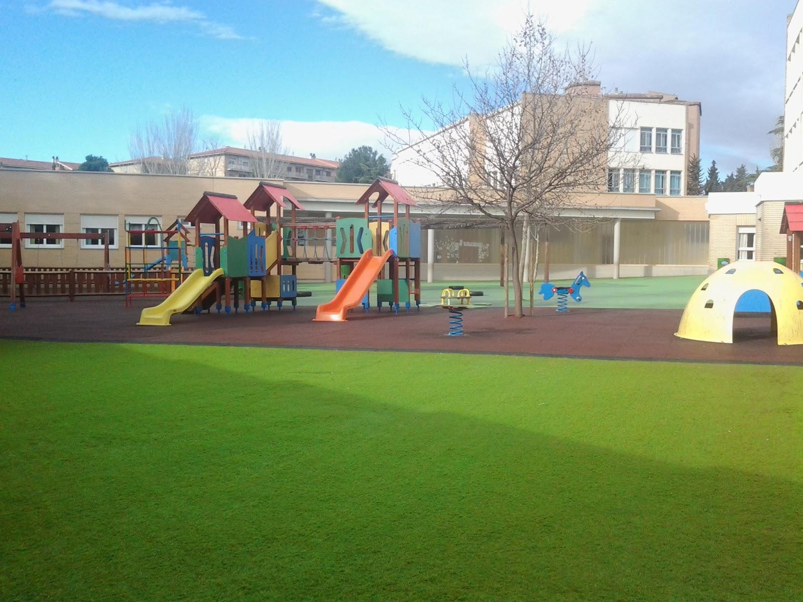 Ideas para crear y disfrutar el patio del colegio for Memoria descriptiva de un colegio