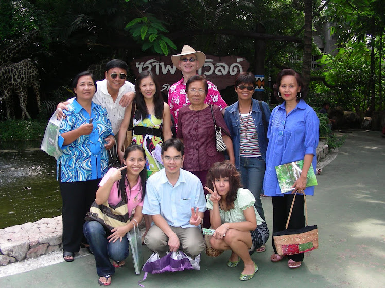 My Thai Family
