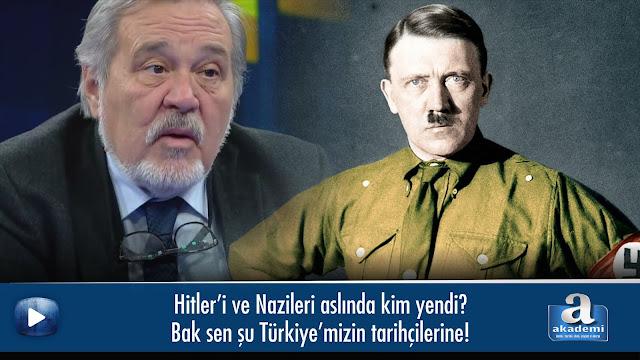 Hitler'i aslında kim yendi? Bak sen şu Türkiye'mizin tarihçilerine!
