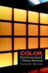 Color, Environment, and Human Response  - Frank Mahnke
