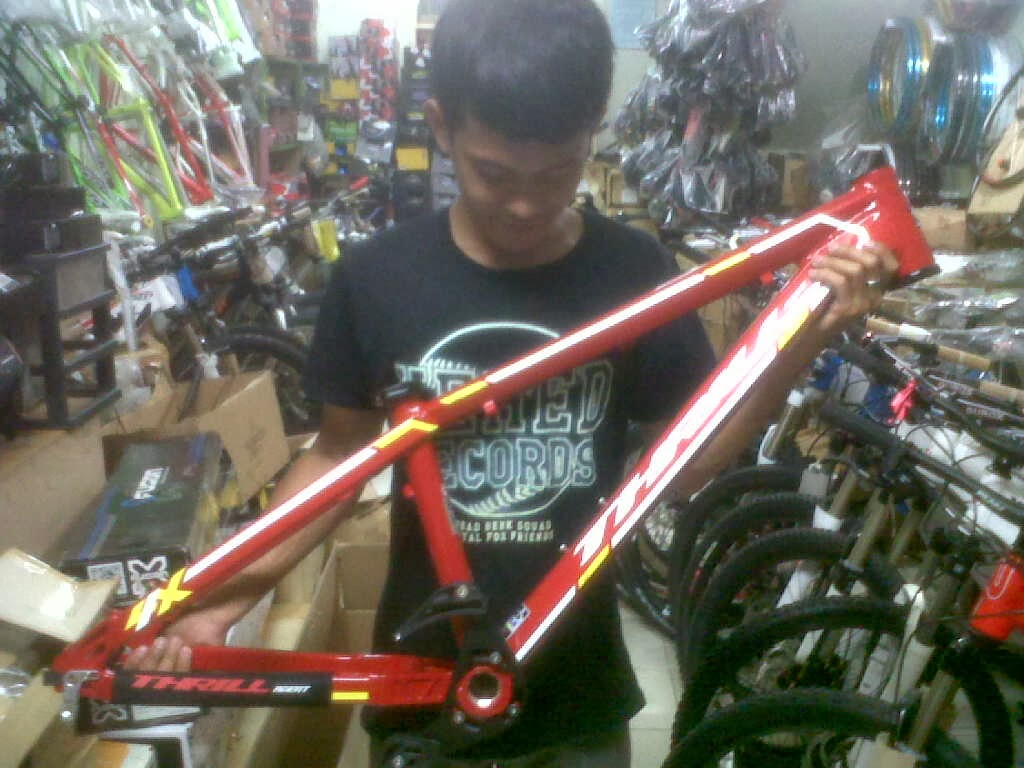 frame thrill agent 4x 2014