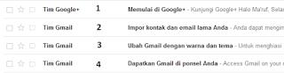 Bagaimana cara membuat email baru