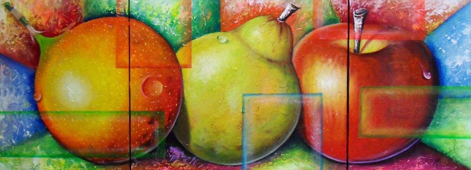 Cuadros modernos pinturas y dibujos bodegones pintados - Pinturas bodegones modernos ...