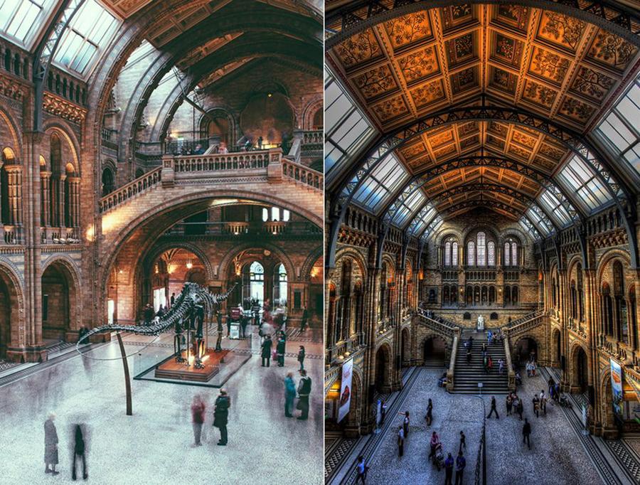 Natural History Museum South Kensington London
