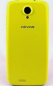Harga Advan Gaia S4D, Ponsel Tipis Dan Warna-Warni 1 Jutaan