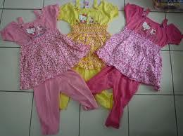 Grosir baju anak murah di Samarinda