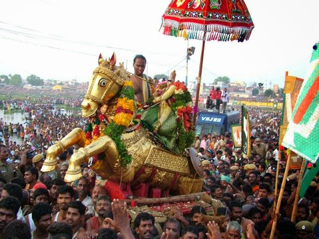 chithirai festival in kodaikanal