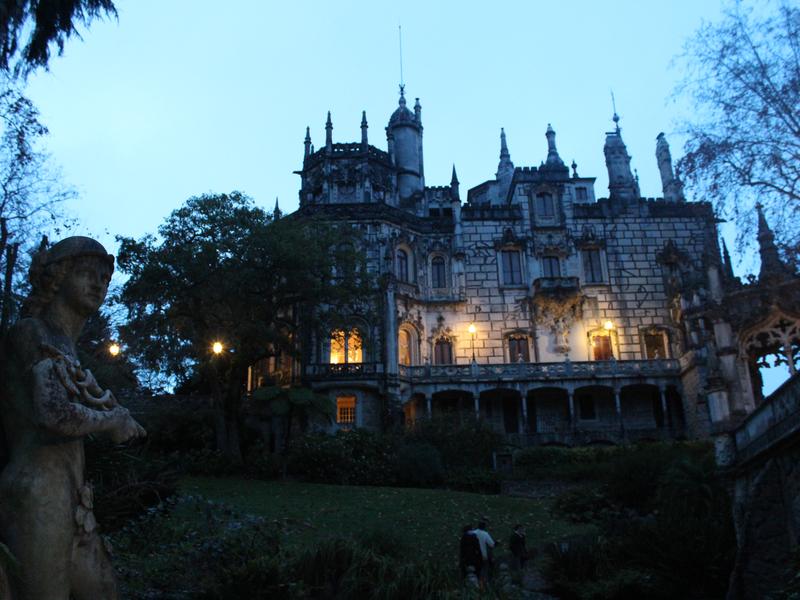Quinta da regaleira en sintra portugal dianamiaus for Jardin a sintra hermes