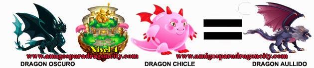como obtener el dragon aullido en dragon city formula 1