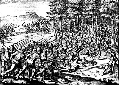 arauco war
