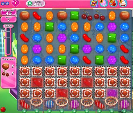 Candy Crush Saga 413