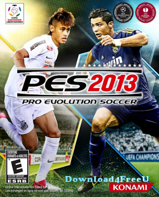 Pro Evolution Soccer 2013 Patch v1.04