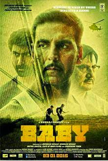 Baby (2015) Hindi Movie Poster