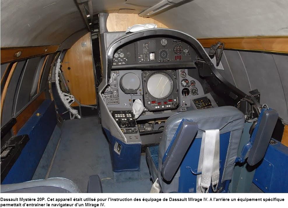 Dassault Mystère 20P