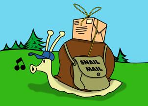 скачать игру Snail Mail - фото 2