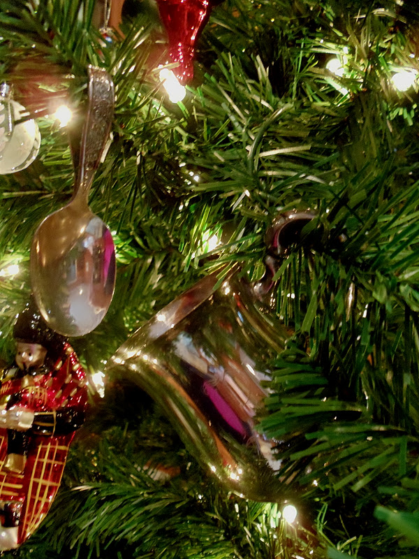 Upstairs downstairs unusual christmas ornaments for Quirky ornaments