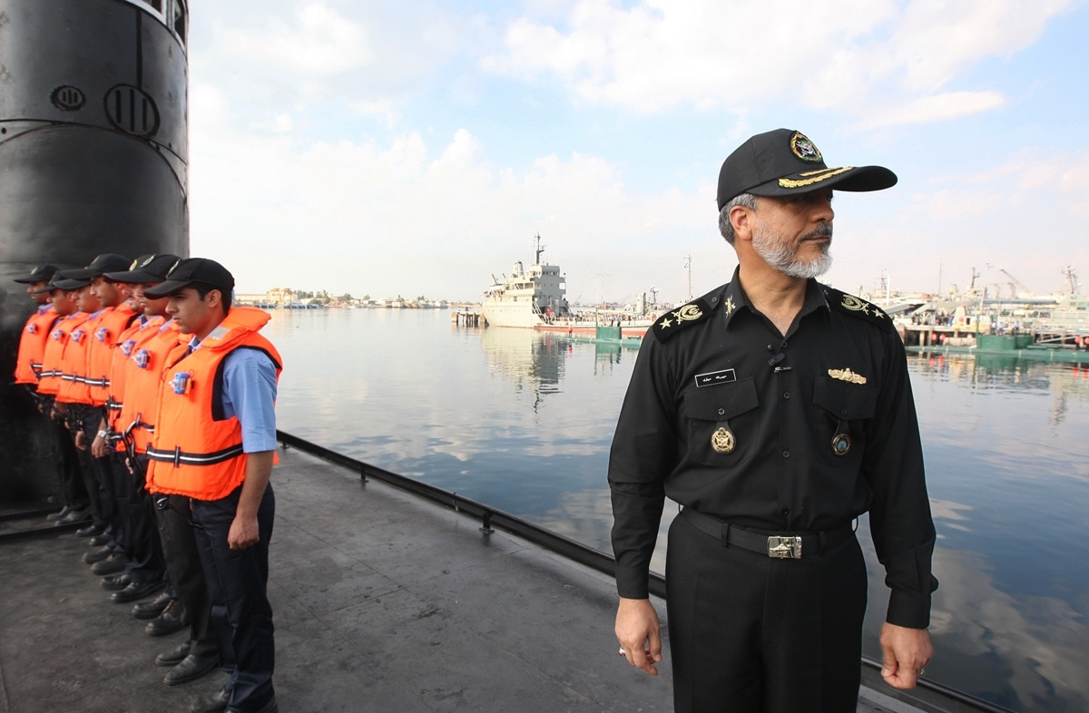Armée Iranienne/Armed Forces of the Islamic Republic of Iran Islamic+Republic+of+Iran+Navy+%2528IRIN%2529+Kilo+naval+diesel-electric+submarineProject+636+Varshavyanka+Project+877+Paltus+%2528Turbot%2529+anti-shipping+and+anti-submarine+operations+exercise+fired+misile+teropedo+%25288%2529