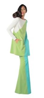 design baju raya Syomir Izwa