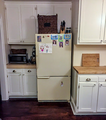 Kitchen Renovation - Refacing Kitchen Cabinets - Knobs - Hardware