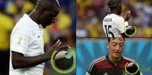 10 Pemain Sepakbola Beragama Islam Terbaik Piala Dunia 2014