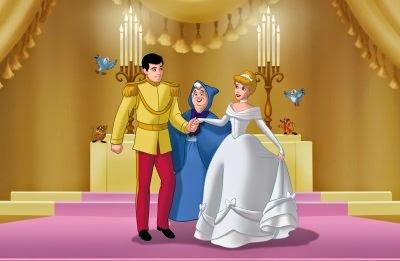 Prince Fairy Godmother Cinderella Cinderella III: A Twist in Time 2007 animatedfilmreviews.filminspector.com