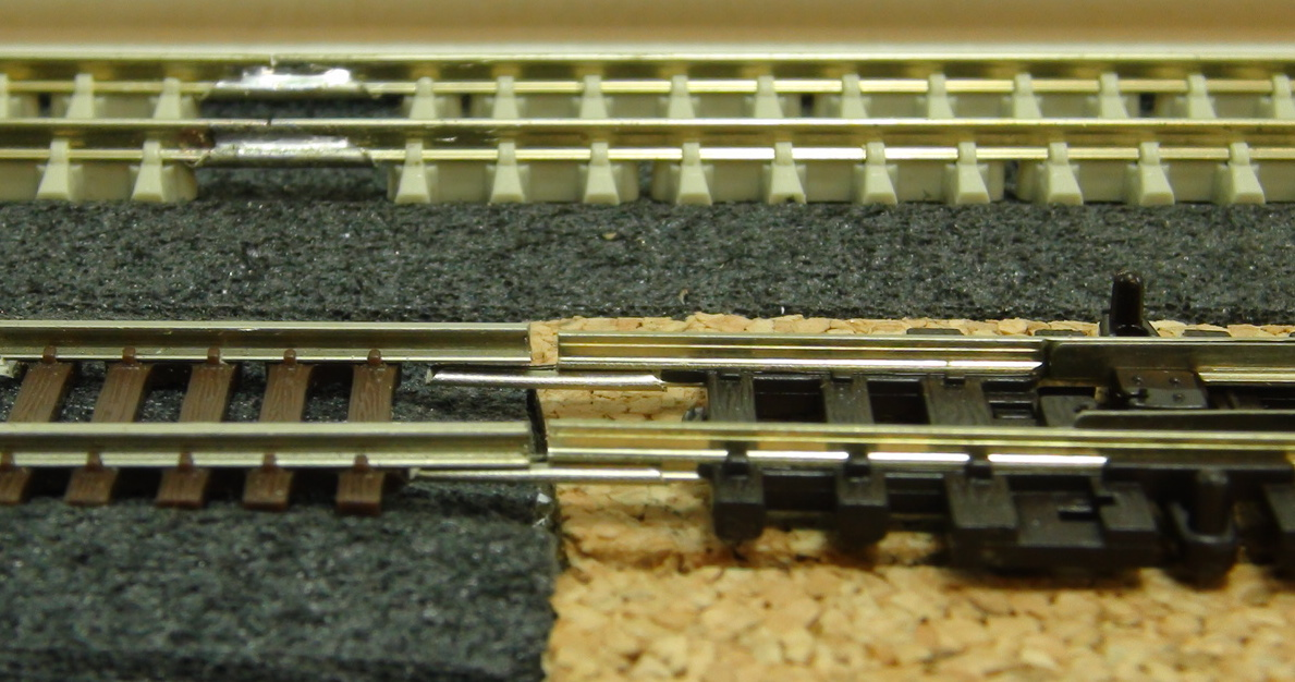 Tropical N Scale Laying The First Layout Track