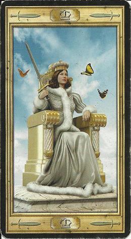 Znalezione obrazy dla zapytania królowa mieczy