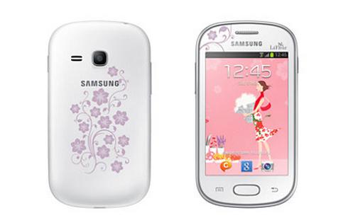 Samsung lance l 39 dition lafleur du galaxy fame lite galaxy trend et du galaxy core tic maroc - Prix du samsung galaxy trend lite ...