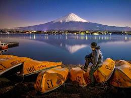 MONTE FUJI - JAPÓN.