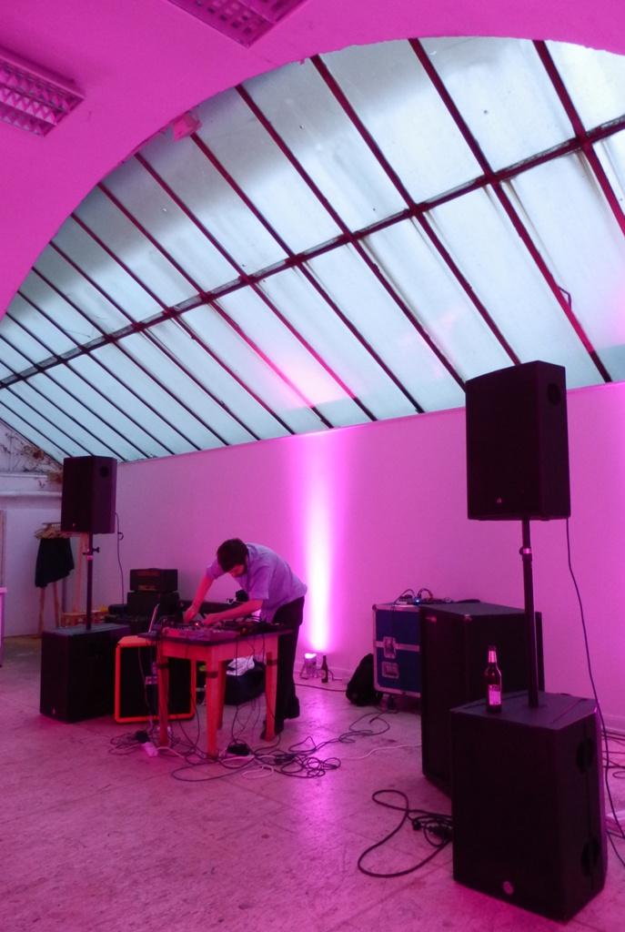 petrels @ halfplugged festival