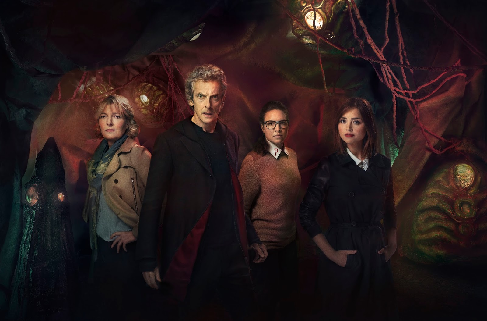doctor who series 9 - photo #1