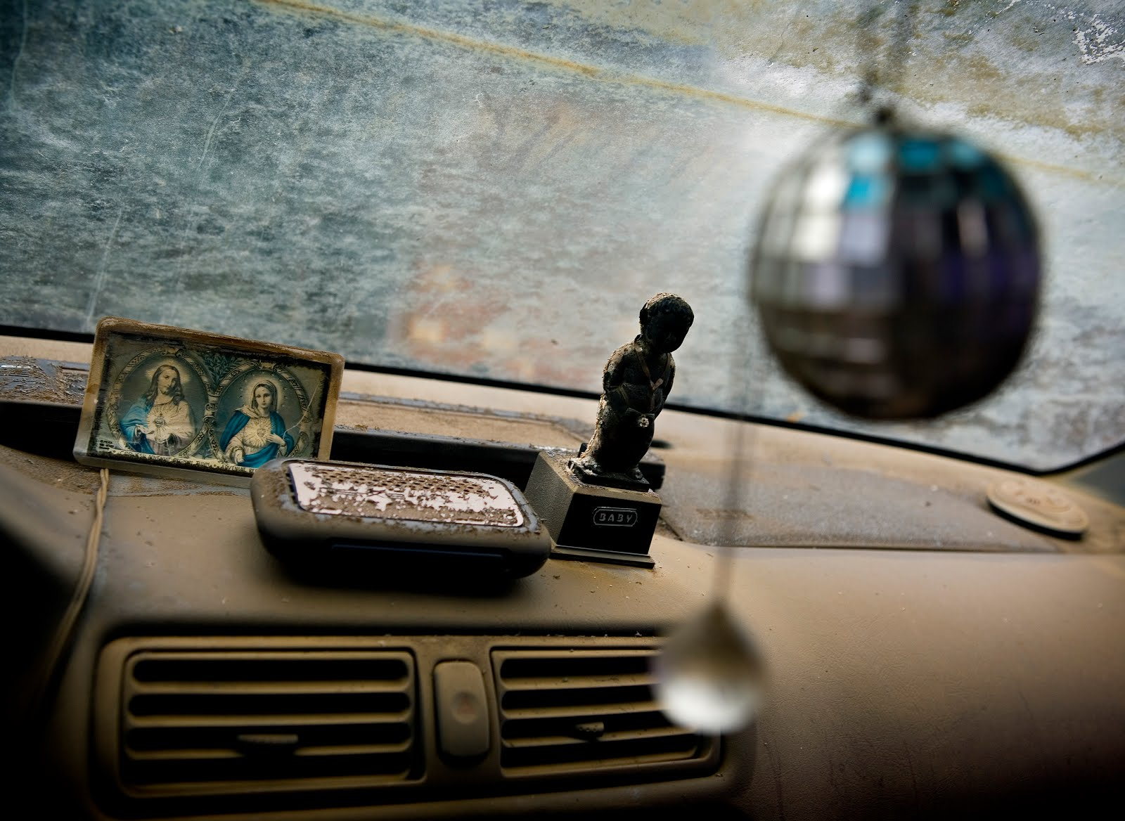 After The Flood: Dashboard