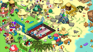 Smurfs' Village v1.3.0a Unlimited Money