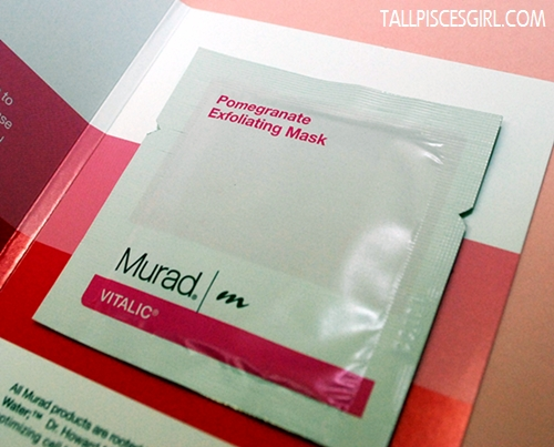 Murad Vitalic Pomegranate Exfoliating Mask