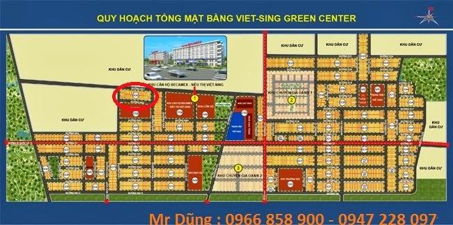 đất nền Việt Sing mặt tiền kinh doanh buôn bán ảnh 3