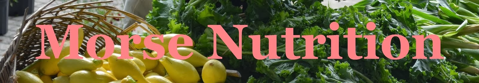 Morse Nutrition