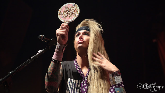 hardforce christographe steel panther bataclan paris 2012