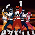 Power Rangers Super Megaforce - Nova foto das filmagens