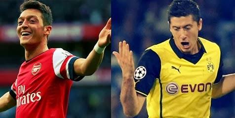 Prediksi Dortmund vs Arsenal