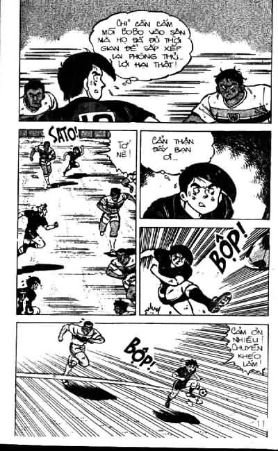 Jindodinho - Đường Dẫn Đến Khung Thành III  Tập 25 page 11 Congtruyen24h