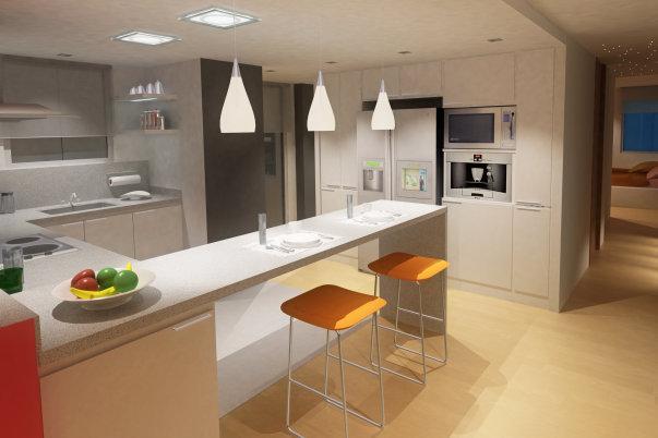 Instalaciones el ctricas residenciales 5 formas de iluminaci n en interiores - General electric iluminacion ...