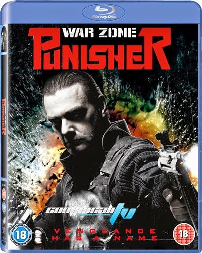 The Punisher 2 War Zone (2008) HD 1080p Latino