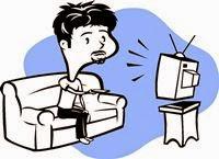 Dampak Terlalu Banyak Menonton TV
