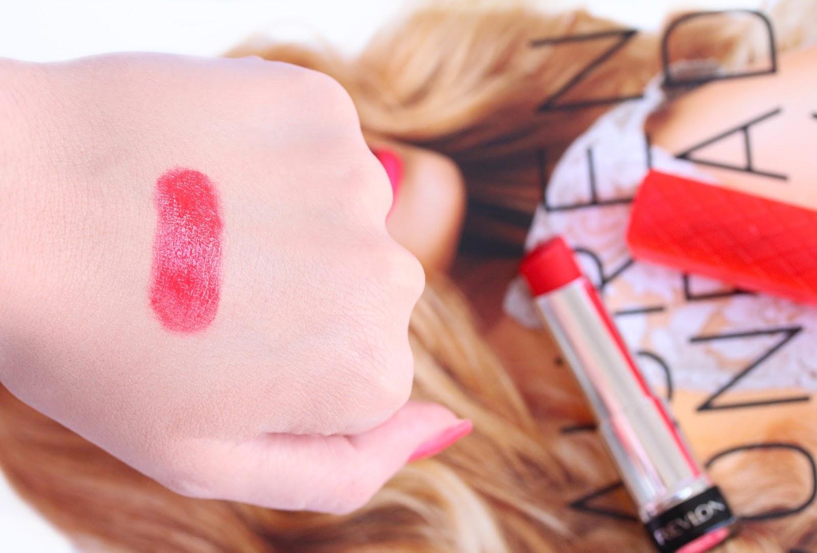 Revlon Lip Butter in Wild Watermelon Swatches