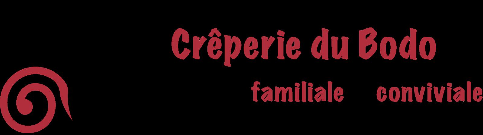 Crêperie du Bodo, crêperie conviviale et familiale