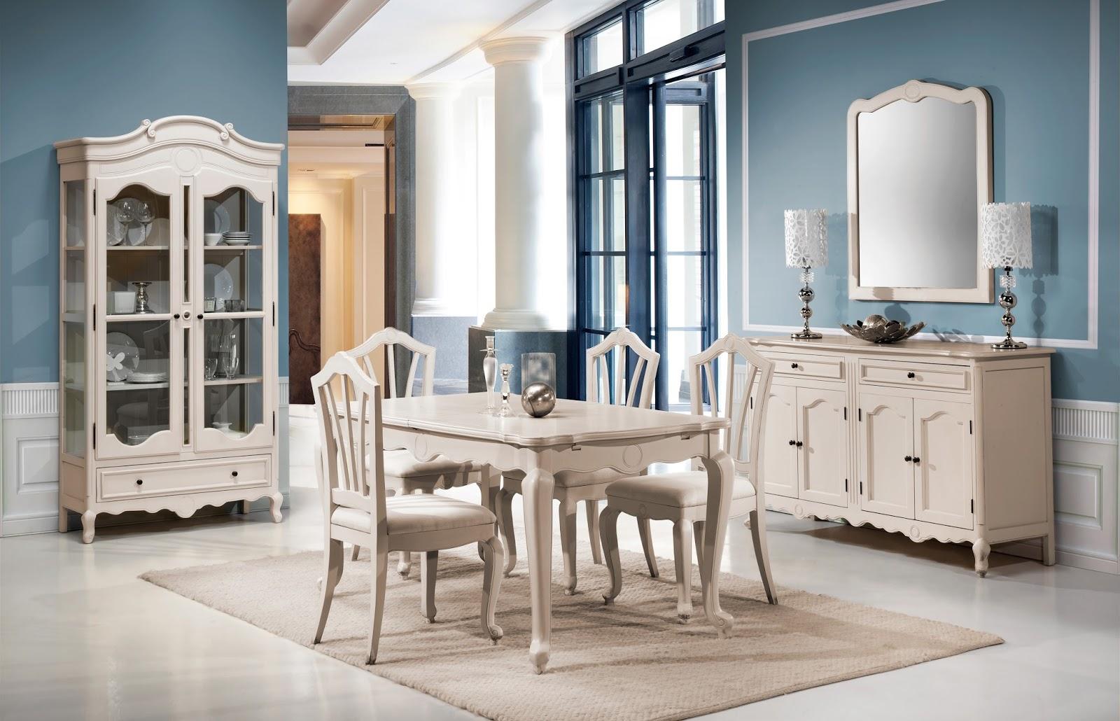 Muebles de comedor 10 comedores con vitrina for El mueble comedores