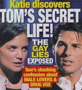 Tom cruise rob thomas gay