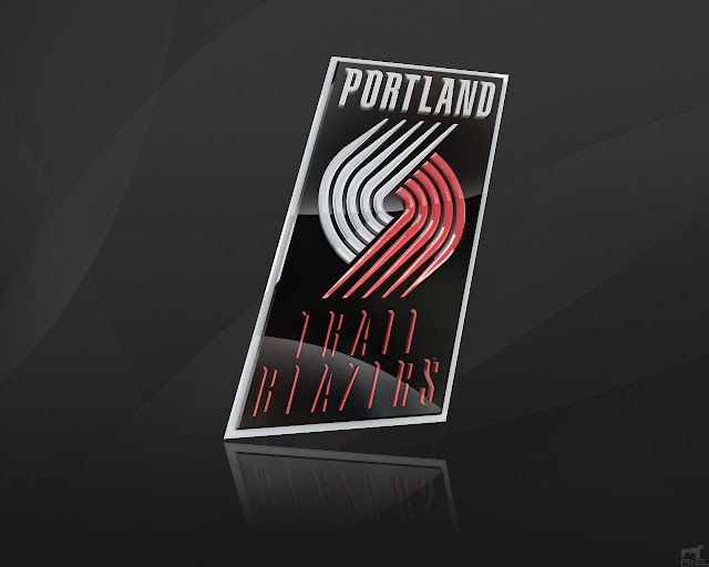 Portland Trail Blazers - NBA wallpapers for iPhone 5